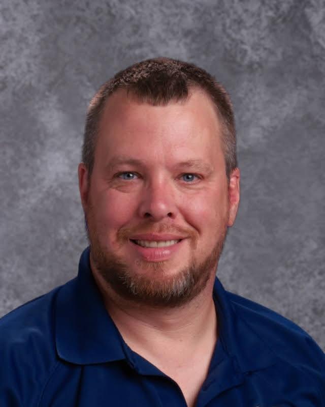 Randy Edrington : maintenance