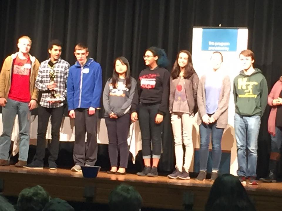 Students Excel at Regional Math Field Day | St  Joseph