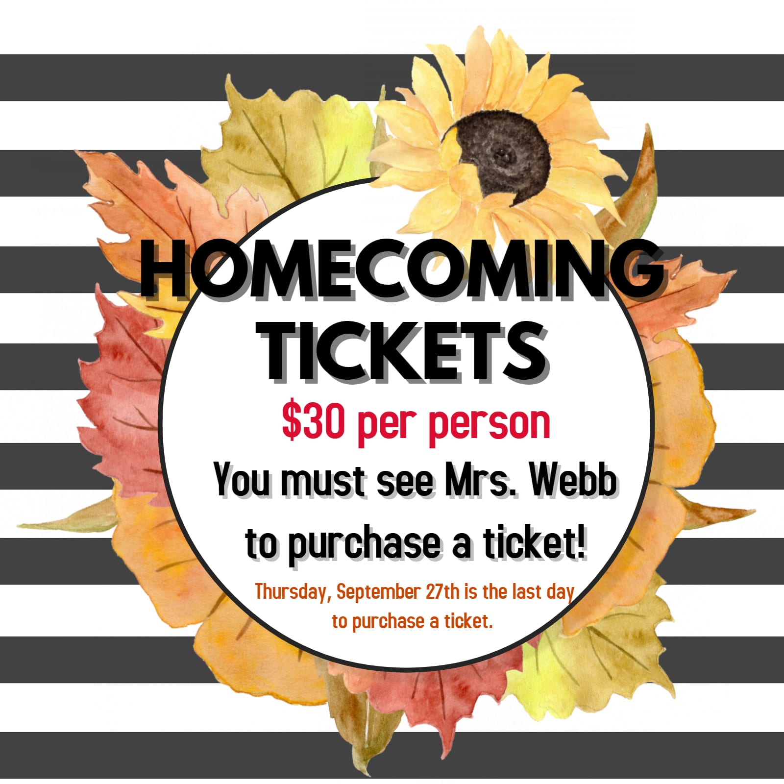 Homecoming tickets on sale now st joseph central catholic high our 2018 homecoming dance is saturday september 29th from 8 1030pm at guyan golf country club tickets are on sale now in mrs webbs room for 30 per izmirmasajfo