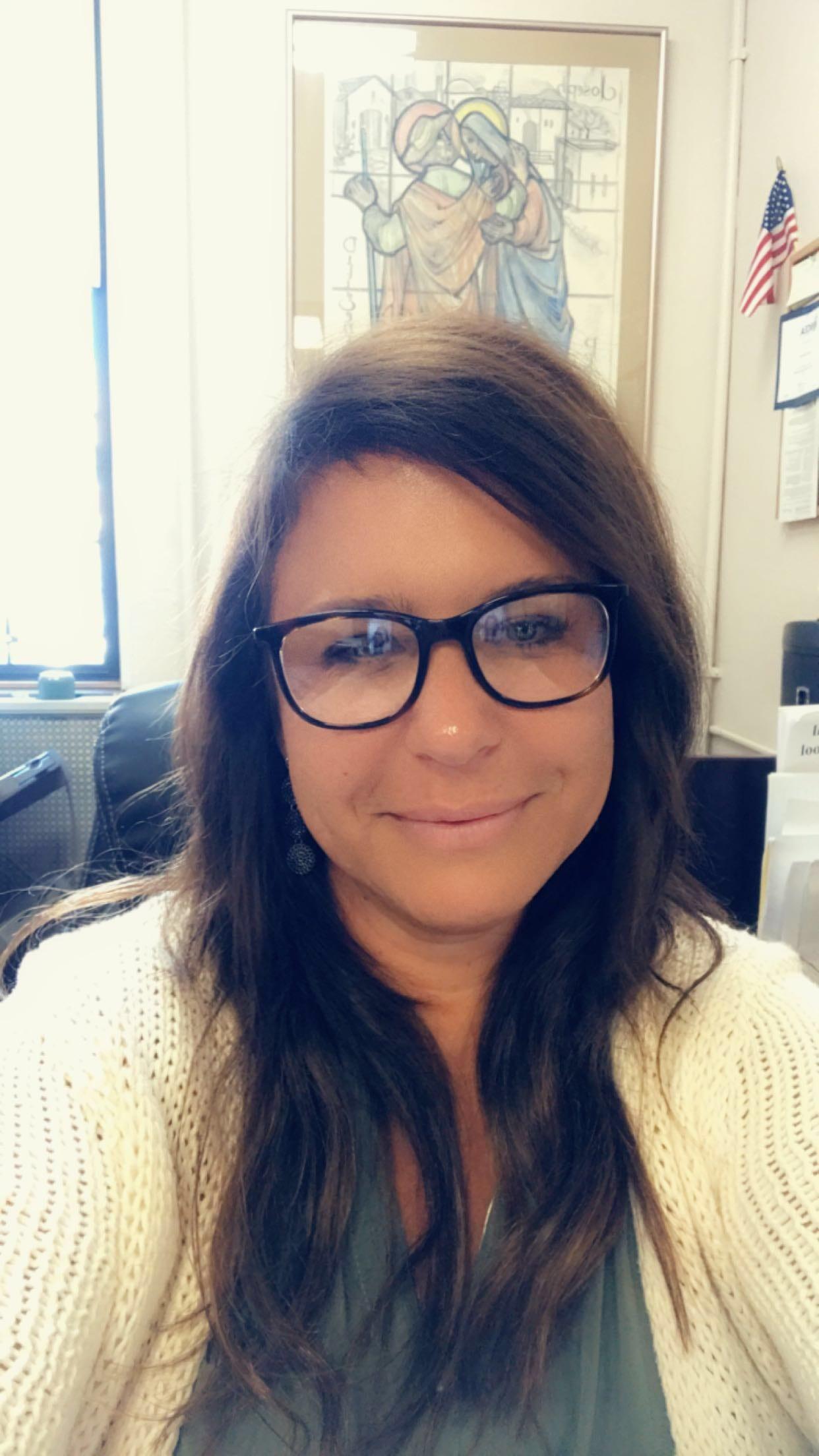 Sarah Blatt : Secretary