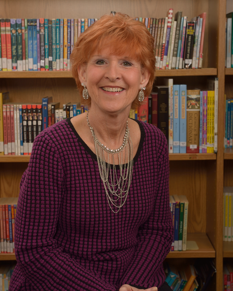 Gail McDowell : Office Staff